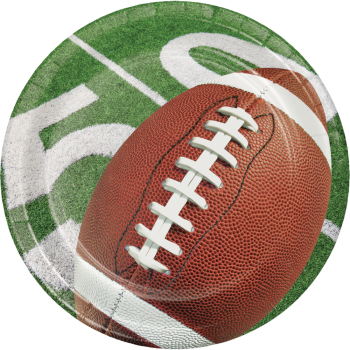 """Picture of FOOTBALL - FOOTBALL PARTY 7"""" PLATES"""