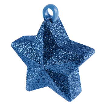 Picture of GLITTER STAR WEIGHT - ROYAL BLUE