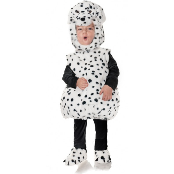 Picture of DALMATIAN PLUSH BODY - TODDLER ( 2-4T )