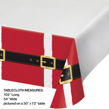 Image de TABLEWARE - SANTA FUN TABLE COVER