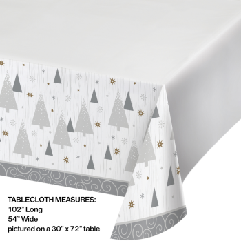 Image de TABLEWARE - OPULENT REINDEER TABLE COVER