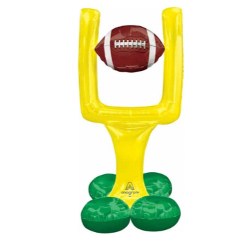 Picture of AIRLOONZ - GOAL POST - AIR FILLED