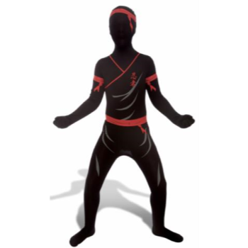 Picture of MORPHSUITS KID - LARGE - NINJA