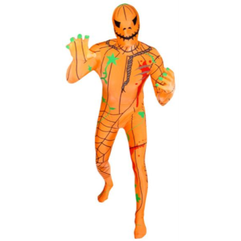 Picture of MORPHSUIT ADULT - LARGE - PUMPKIN
