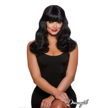 Picture of PIN UP WIG WITH BANGS