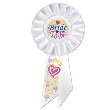 Image de BRIDE TO BE ROSETTE