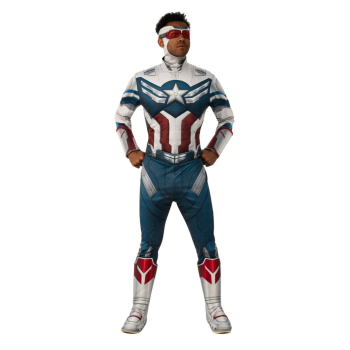Picture of CAPTAIN AMERICA DELUXE - ADULT STANDARD