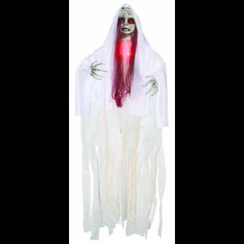 Image de LIGHT UP RED HAIR DOLL 3'