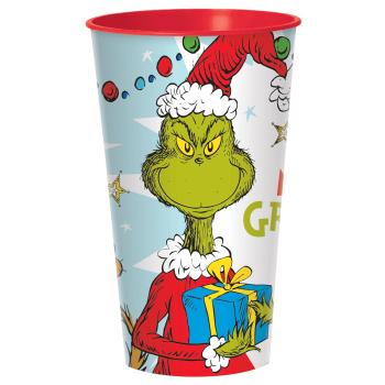 Image de TABLEWARE - GRINCH 32oz CUPS
